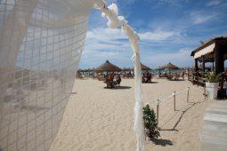 Spiaggia in Tirrenia