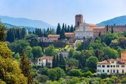 Basilica San Miniato al Monte, Firenze